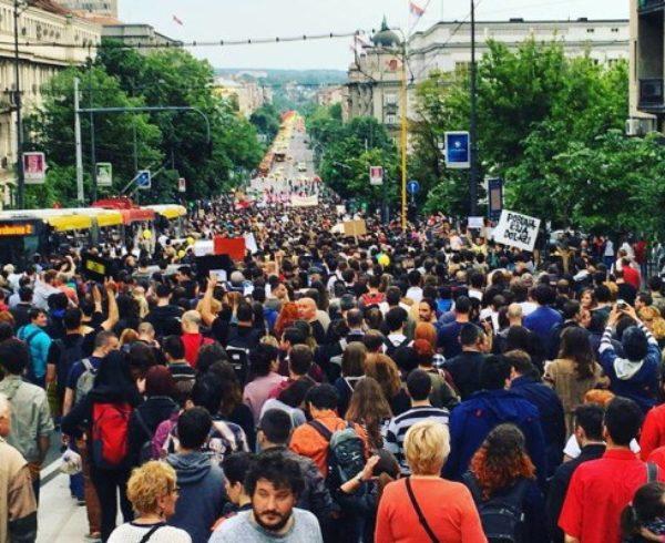 "Beograd: kontra ""fantomki"" i fantomskih priča"
