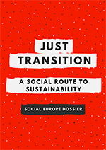Just transition - A Social Route to Sustainability
