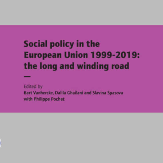 Social policy in the European Union 1999-2019: the long and winding road