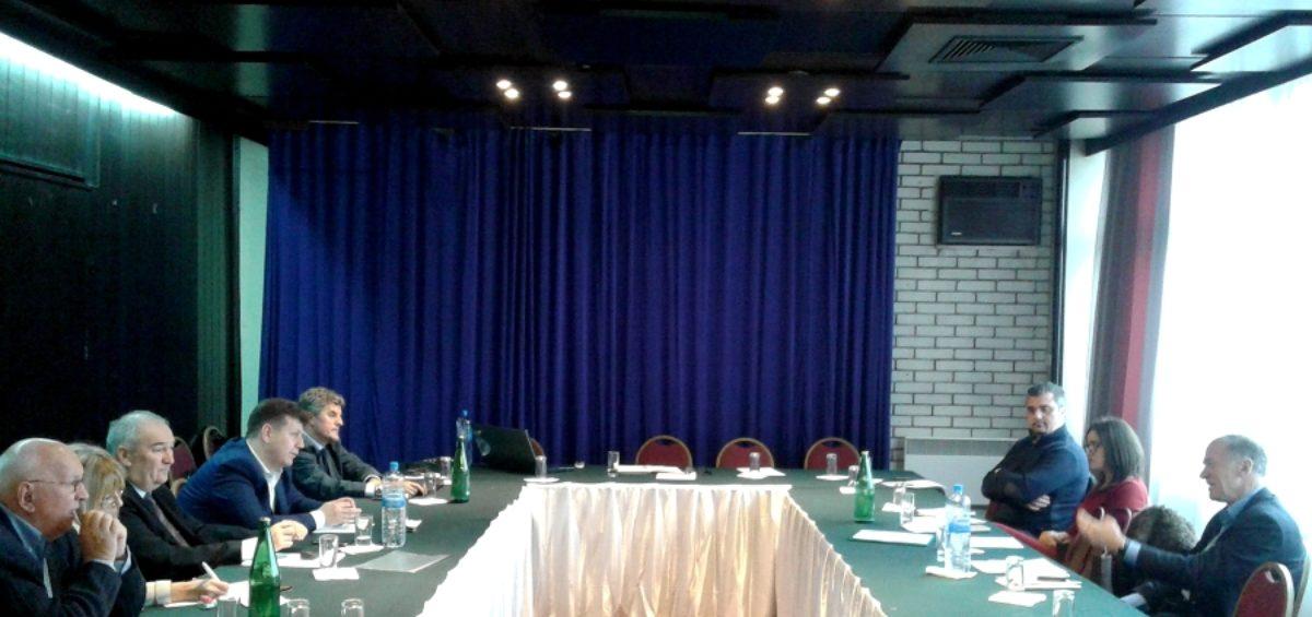 """Regionalna saradnja """"Solidarnost"""" EKS AKTIVNOSTI - Skoplje, 20.-22.12.2015. Sastanak Upravnog odbora"""