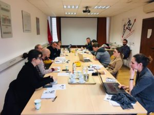 Young Trade Unionists fight corruption