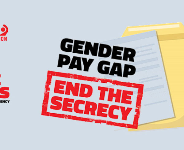 Gender Pay Gap - End the Secrecy
