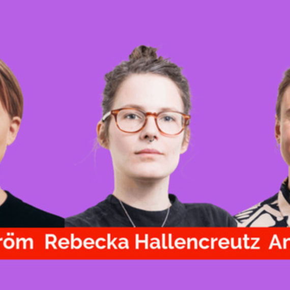 It's time to bring menstrual awareness to workplaces by Klara Rydström, Rebecka Hallencreutz and Antonia Simon on 9th April 2019