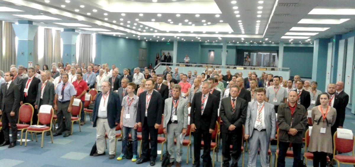 Sastanak Upravnog odbora i poseta 19. Kongresu SSM AKTIVNOSTI - Ohrid, 20.-22.05.2015.