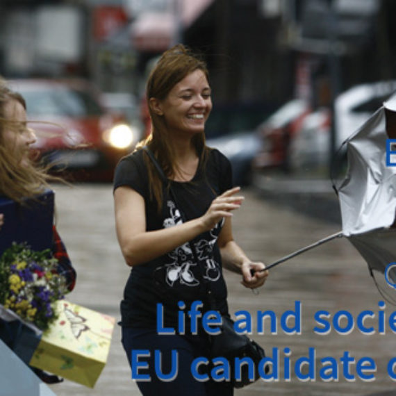 Life and society in the EU candidate countries – Eurofound 2019