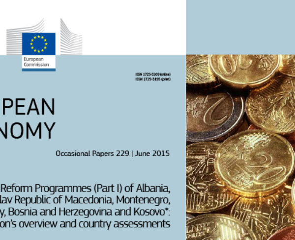 2015 Economic Reform Programmes