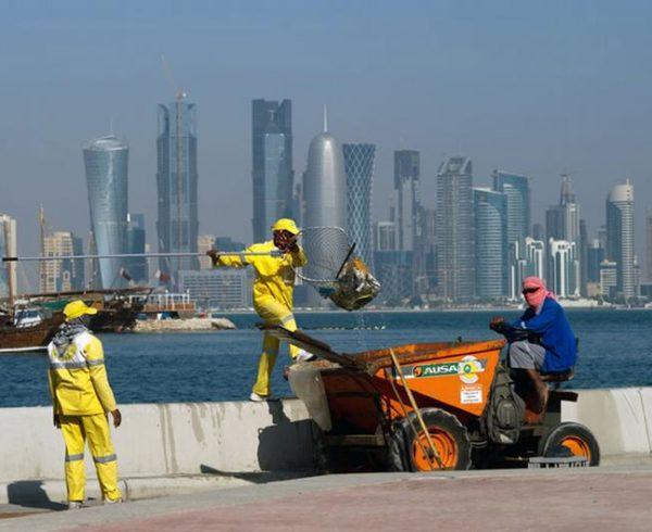 Radnici u zalivskim zemljama bez prava