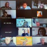 Virtualni zajednički sastanak sindikalnih stručnjaka o bezbjednosti i zdravlju na radu