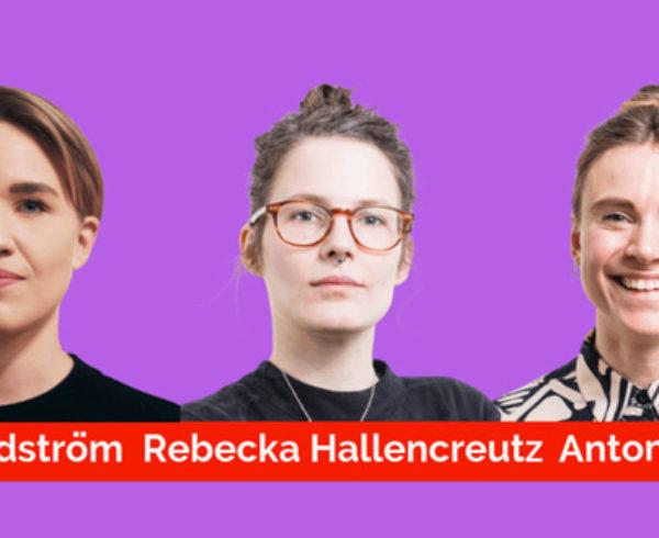 It's time to bring menstrual awareness to workplaces by Klara Rydström, Rebecka Hallencreutz and Antonia Simon on 9th April 2019
