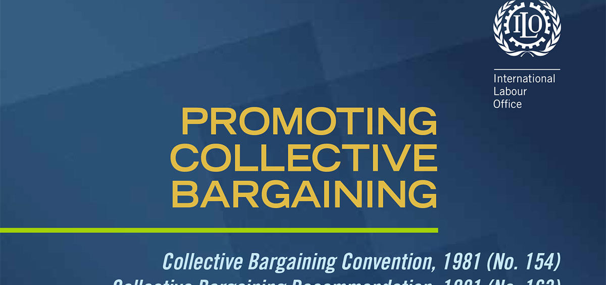 ILO Promoting Collective Bargaining