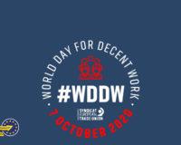 Članice Solidarnosti obeležile Svetski dan dostojanstvenog rada