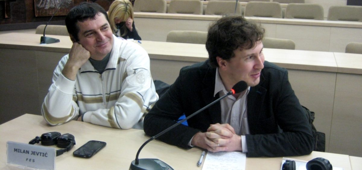 Prvi plenarni sastanak AKTIVNOSTI - Beograd, 23.-25.02.2015.