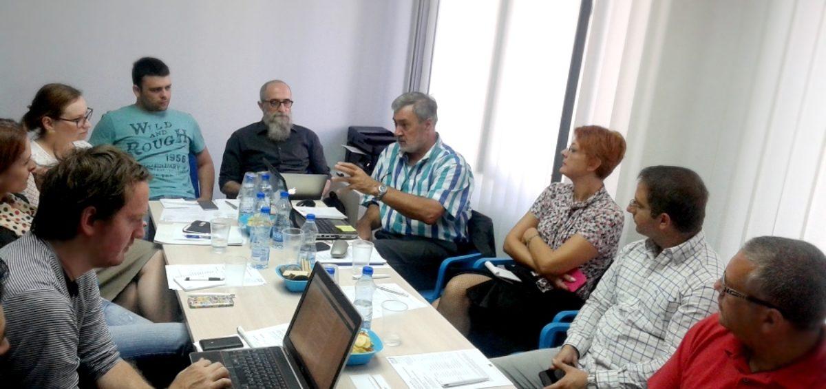 Operativna grupa: Internet & Komunikacije Beograd, 23.-26.09.2015.