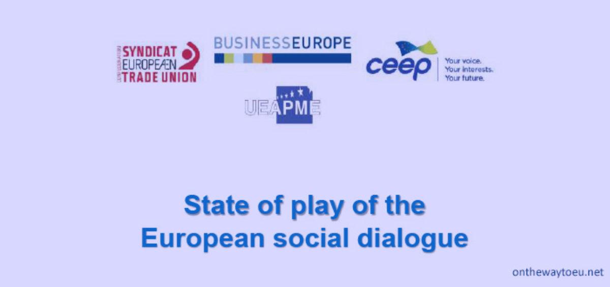 Socijalni dijalog EU