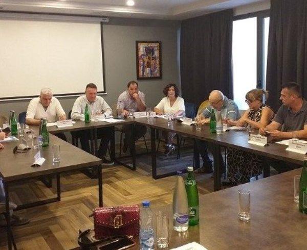 "Sastanak Regionalnog savjeta sindikata ""Solidarnost"""